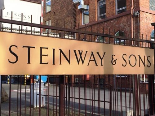 Air humidification at Steinway & Sons in Hamburg